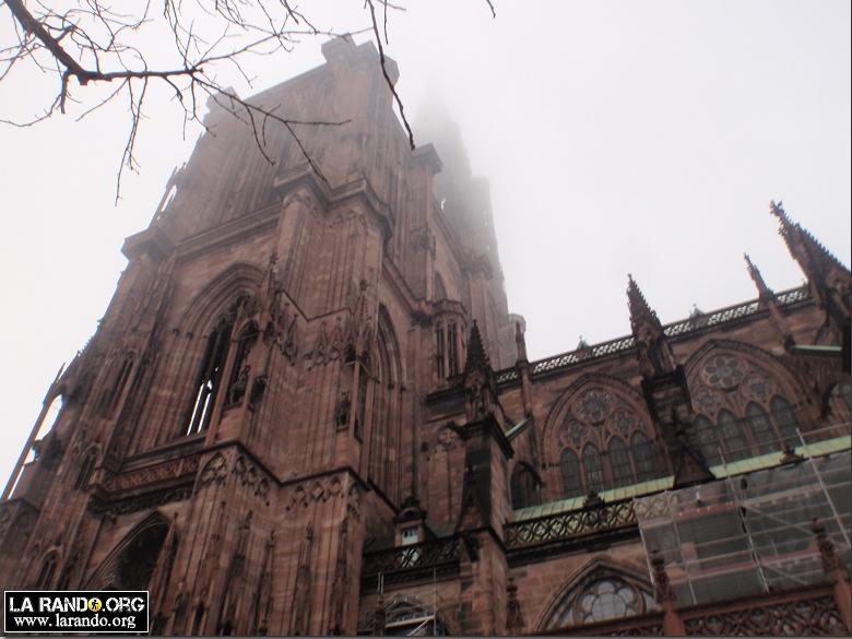 Cathédrale Notre-Dame à Strasbourg – photos