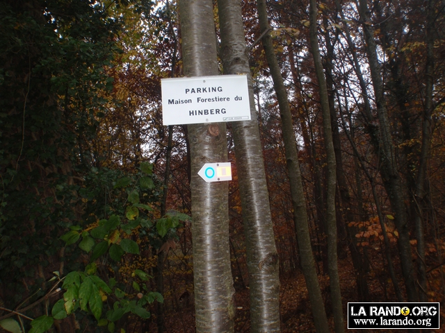 Trekking Rocher de Mutzig – photos [Vosges]