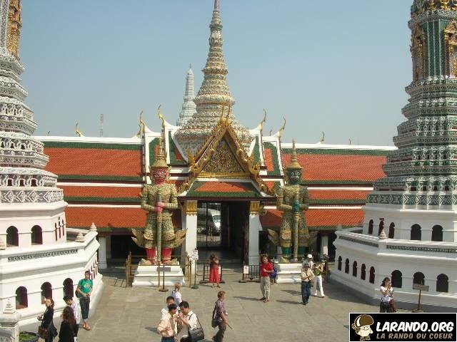 Trek à Bangkok, Thaïlande – photos