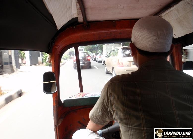 Trekking à Jakarta, Indonésie – photos