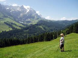 Appenzell suisse randonnee