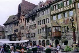 Stein am Rhein suisse