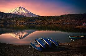 japon mont fuji randonnee