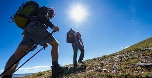 randonnee trekking marche nordique
